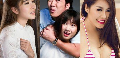 6 cuộc tình tay ba của nghệ sĩ Việt gần đây gây ồn ào nhất