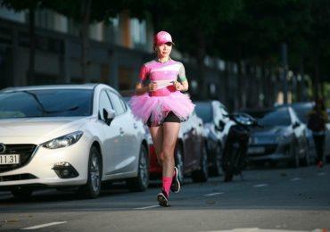 Người phụ nữ Việt Nam đầu tiên tham gia cuộc thi marathon Bắc Cực