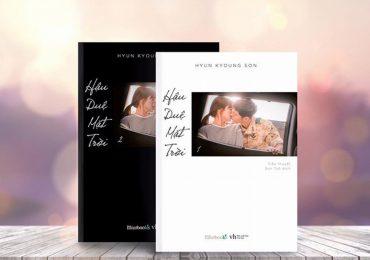 Sách 'Hậu duệ mặt trời' được phát hành tại Việt Nam