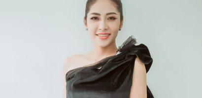 Hoa hậu Đặng Thu Thảo xuất hiện rạng rỡ sau tin đồn 'đi khách ngàn đô'