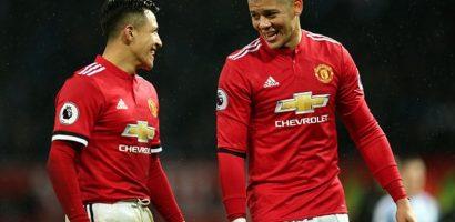 Rojo: 'Chết tiệt, sao Sanchez lại đến Man Utd?'