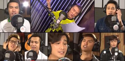 Đàm Vĩnh Hưng 'chơi lớn', rủ 30 nghệ sĩ cùng quay MV Cúp xe đạp 2018