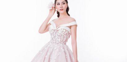 Hoàng Hạnh diện váy cưới, tiết lộ mẫu đàn ông lý tưởng sẽ lấy làm chồng