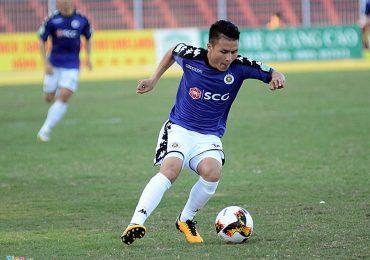 Quang Hải chơi mờ nhạt trong chiến thắng của CLB Hà Nội