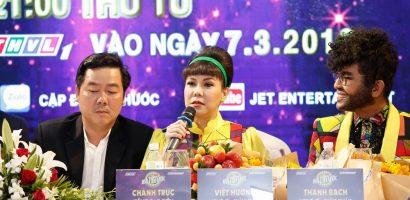Việt Hương, Việt Trinh cùng làm giám khảo 'Cặp đôi hài hước 2018'
