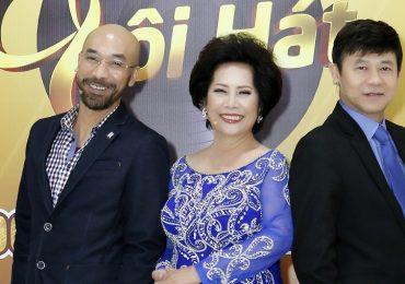 Trịnh Nam Sơn lần đầu về nước làm giám khảo 'Hãy nghe tôi hát'