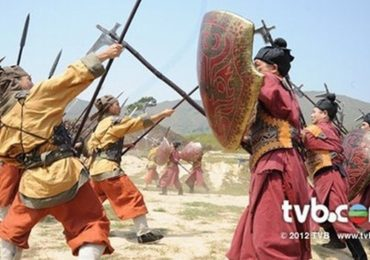 Hài hước cảnh làm phim nghèo nàn của TVB