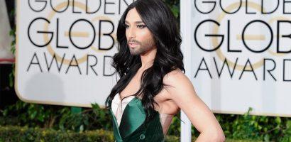 Nữ ca sĩ có râu công khai tin bị nhiễm HIV