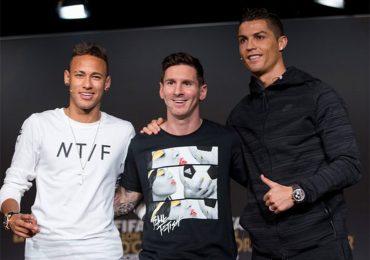 Vượt mặt C. Ronaldo, Messi thu nhập cao nhất mùa giải