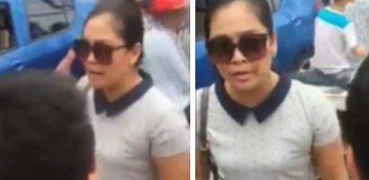 Nữ tài xế nói 'con người không quan trọng' là chánh văn phòng đảng ủy