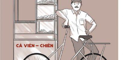 Xe cá viên chiên, một phần ký ức của bạn trẻ Sài Gòn đang biến mất?
