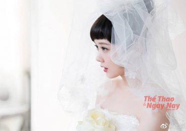 Jang Nara khoác áo cưới kỷ niệm 17 năm gia nhập showbiz