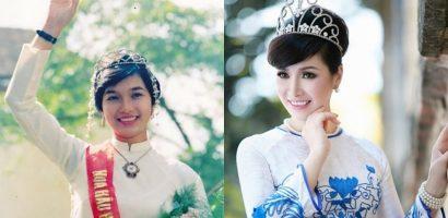 Nhan sắc 15 Hoa hậu Việt Nam hiện tại thế nào so với khi đăng quang?
