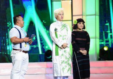 Sơn Ca – Bảo Chu 'lội ngược dòng', xuất sắc bước vào đêm chung kết Cặp đôi hài hước