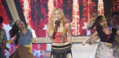 Sau Taylor Swift, Hà Thu tiếp tục biến hóa thành diva làng nhạc thế giới – Shakira
