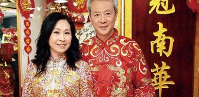 Hạnh phúc tuổi xế chiều của tài tử TVB sau 8 năm vợ mất