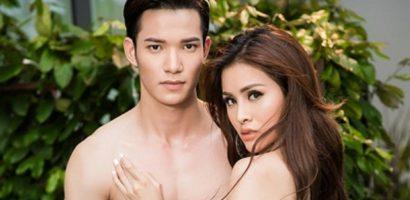 Á hậu Thư Dung diện bikini, khoe 3 vòng gợi cảm