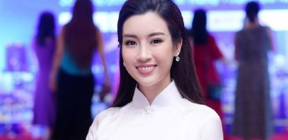 Đỗ Mỹ Linh – Hoa hậu mặc áo dài gây thương nhớ nhiều nhất