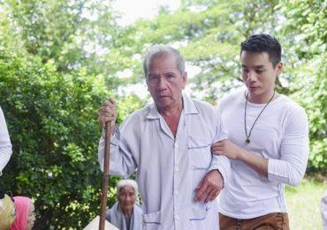 Nam vương Cao Xuân Tài: 'Việc từ thiện là tâm nguyện lớn nhất của đời tôi'