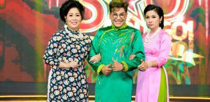Hồng Vân, Việt Trinh, Đình Toàn chào thua trước màn đối đáp của thí sinh Sao nối ngôi nhí