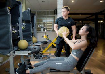 Á khôi Dương Yến Phi giảm cấp tốc 3kg trước Chung kết 'Hoa hậu Sắc đẹp Toàn cầu 2018'