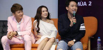 Trấn Thành, Ngô Kiến Huy tái ngộ khán giả 'Biệt Tài Tí Hon' mùa 2