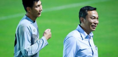 Tuấn Mạnh không sợ cạnh tranh với Bùi Tiến Dũng, Đặng Văn Lâm