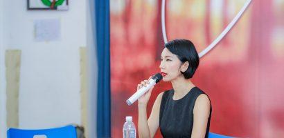 Xuân Lan tham vọng tổ chức Tuần lễ thời trang trẻ em quốc tế Việt Nam