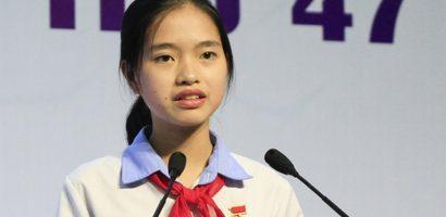 Học sinh Việt Nam giành giải ba quốc tế cuộc thi viết thư UPU