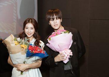 MAMAMOO cùng dàn sao Hàn chúc mừng Jin Ju ra mắt MV mới