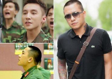 Sơn Tùng, Trường Giang, Châu Khải Phong cùng loạt sao nam khác lạ khi cắt tóc ngắn