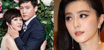 Vợ Lục Nghị ngầm bác tin đồn chồng ngoại tình với Phạm Băng Băng