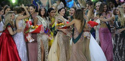 Phương Khánh vướng tin mua giải Hoa hậu Trái đất 2018, ê-kíp lên tiếng