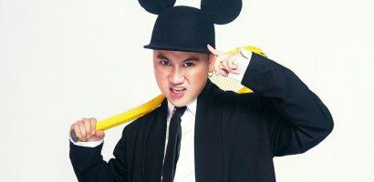 Don Nguyễn đón mùa lễ hội với bộ ảnh 'xì tin' và đáng yêu