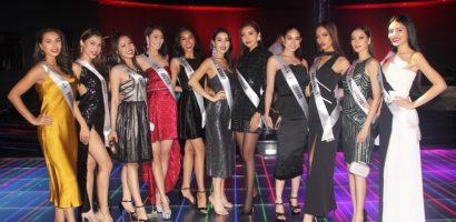 Minh Tú ghi điểm vì trình diễn xuất thần ở bán kết Miss Supranational 2018
