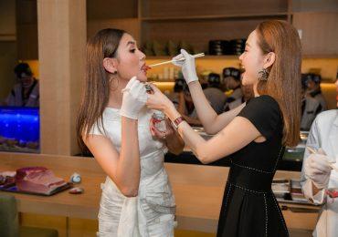 Sau chung kết The Face 2018, Võ Hoàng Yến 'hẹn hò' Minh Hằng đi ăn tất niên