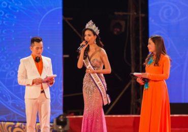 Phan Thị Mơ góp phần thực hiện hóa giấc mơ quảng bá du lịch quê nhà