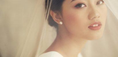 Hậu kết hôn, Á hậu Thanh Tú đẹp mơ màng như bước ra từ phim điện ảnh