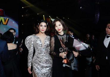 Á hậu Yan My gặp gỡ diễn viên Kim Nam Joo tại Malaysia