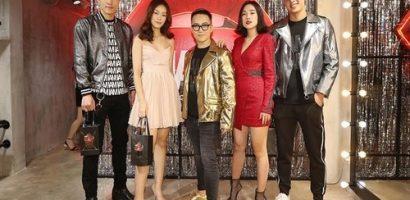 Sao Việt trải nghiệm các dòng mỹ phẩm mới Chung Thanh Phong