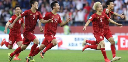 'Vào tứ kết Asian Cup, đây mới là kỳ tích của bóng đá Việt Nam'