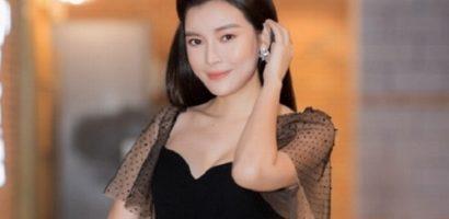 Cao Thái Hà diện váy xẻ cao quyến rũ ra mắt vai diễn web drama đầu tay