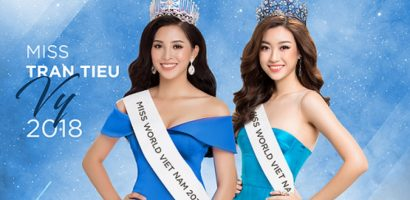 Cuộc thi 'Miss World Việt Nam' nhận hồ sơ dự thi năm đầu tiên