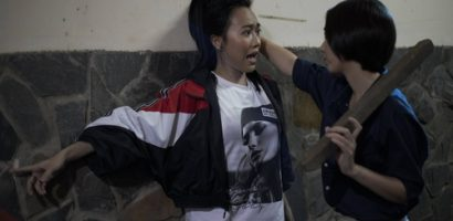 Thu Trang cho Diệu Nhi 'ăn đủ' trong phần kết phim 'Thập Tam Muội' bản điện ảnh