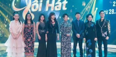 Sau mâu thuẫn, danh ca Phương Dung và Phi Nhung cùng xuất hiện tại họp báo 'Hãy nghe tôi hát'