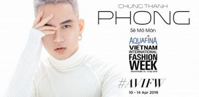 NTK Chung Thanh Phong mở màn tuần lễ thời trang quốc tế Việt Nam Xuân Hè 2019