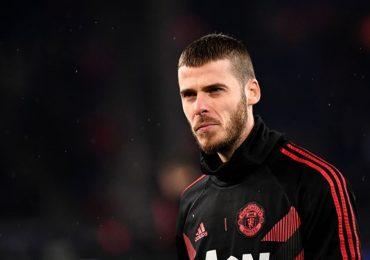 CĐV Man United: 'De Gea thi đấu như một gã say rượu trên sân'