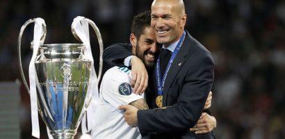 Ronaldo đăng ảnh ẩn ý sau khi HLV Zidane trở lại Real