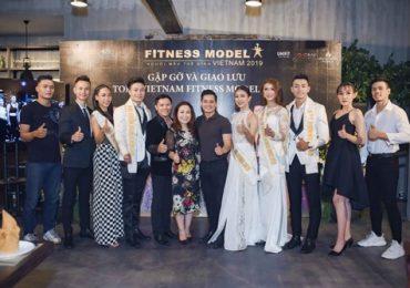Top 3 'Vietnam Fitness Model 2019' mong muốn truyền cảm hứng Fitness cho giới trẻ