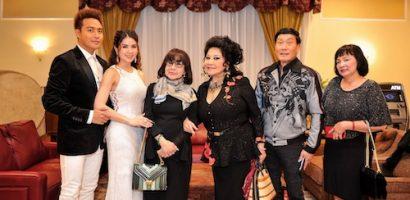 Vợ chồng Kha Ly ra mắt CD tại Mỹ